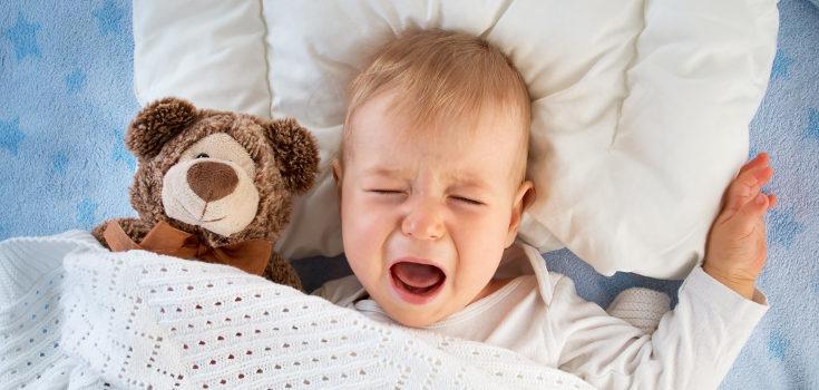 Los terrores nocturnos pueden ocurrir entre los 4 y los 12 años