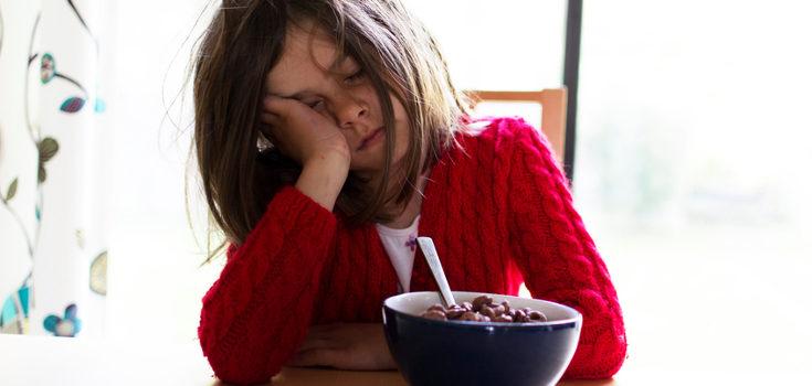 Si tus hijos se encuentran cansados, ansiosos o enfermos, es más problable que tengan un nuevo episodio