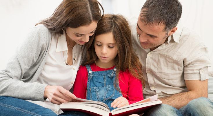 Si queremos que nuestros hijos lean, debemos darles el mejor ejemplo