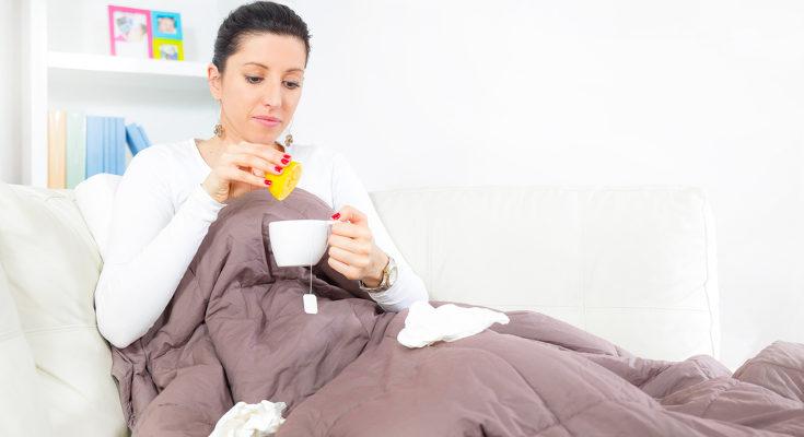 q puedo tomar si tengo gripe y estoy amamantando
