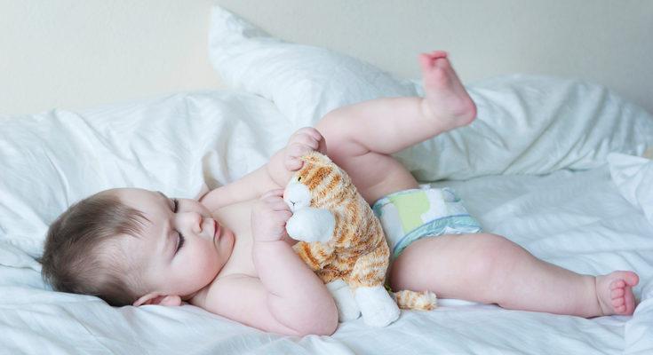 A los 7 meses nuestro bebé ya puede tomar leche de continuación
