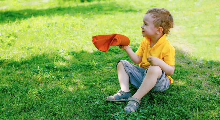 En verano son comunes las insolaciones en niños