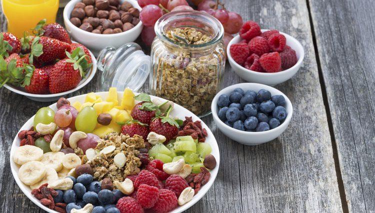 Llevando un dieta sana y equilibrada conseguirás no sobreexcederte de la cantidad diaria recomendada