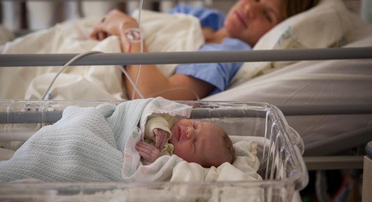 Después del parto, también atenderán para ver que todo va bien y tamnién ayudarnos con la lactancia