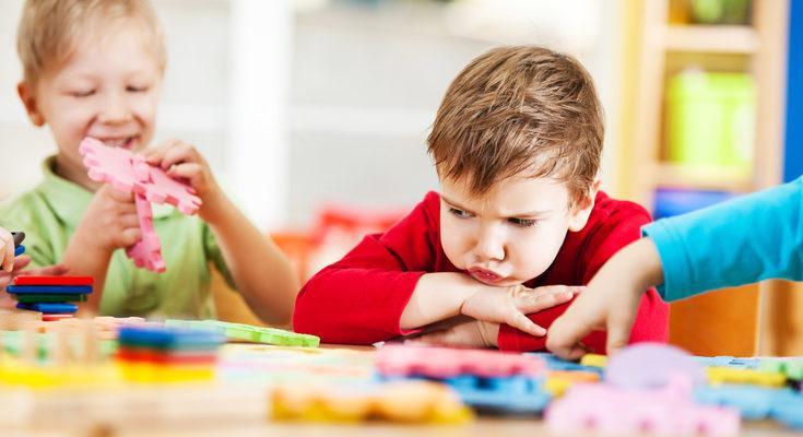 El niño demasiado perfeccionista va a echarse la culpa de los fracasos