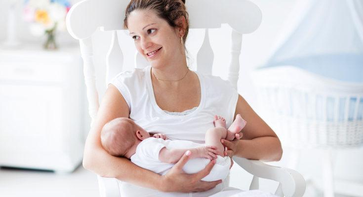 La lactancia puede influir, aunque hay mujeres a las que es vuelve mientras están dando el pecho