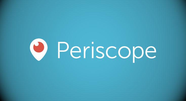 La red social Periscope emite vídeo en directo