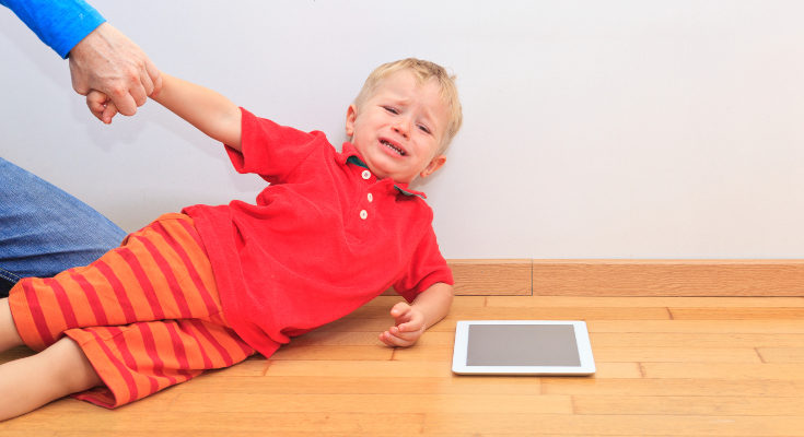 Poner límites a nuestros hijos es positivo y les ayuda a tener un orden y sentirse más seguros