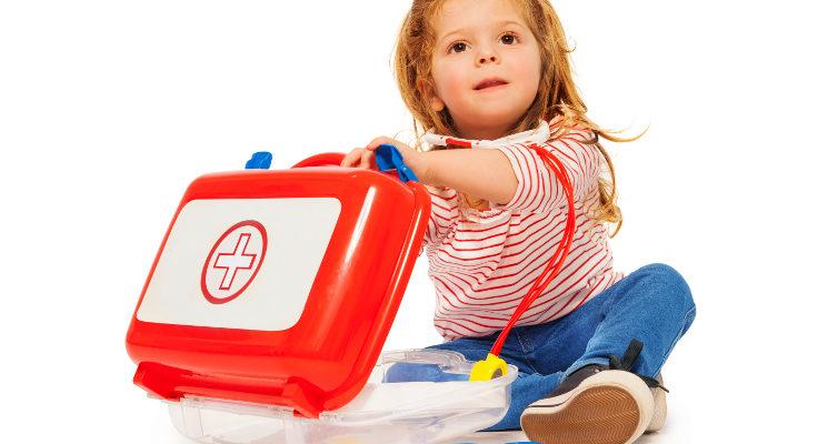 A veces necesitamos adaptar el botiquín a necesidades específicas que tengan nuestros hijos, como asma