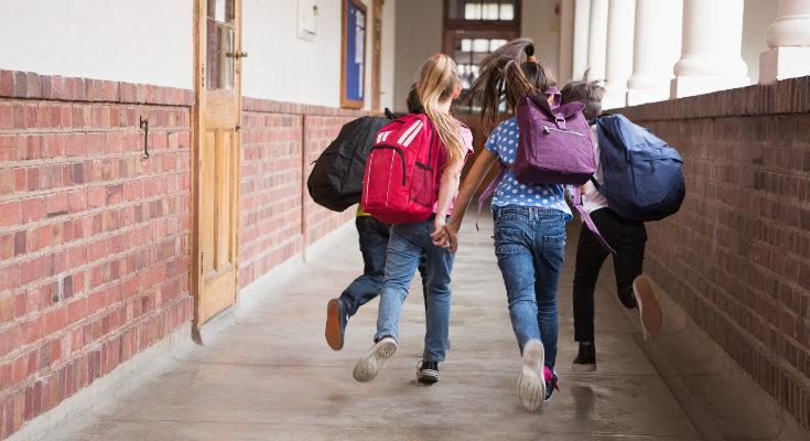 Muchos niños cambian de centro para empezar el instituto, otros siguen en el mismo colegio