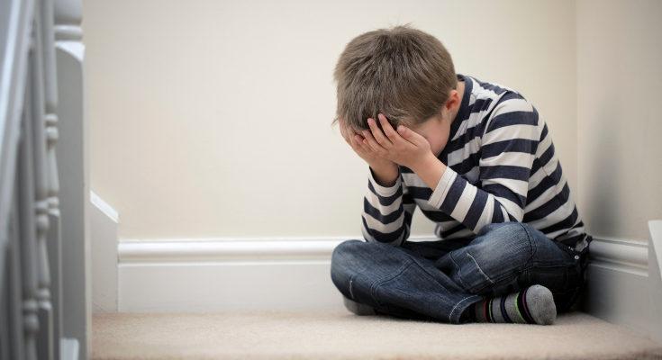 Los niños deben sentir que no deben sentirse mal, que poco a poco lo superarán
