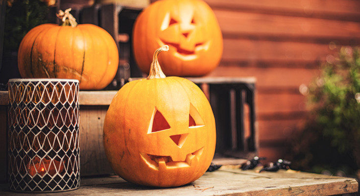 La historia de Jack O'Lantern es un clásico de Halloween