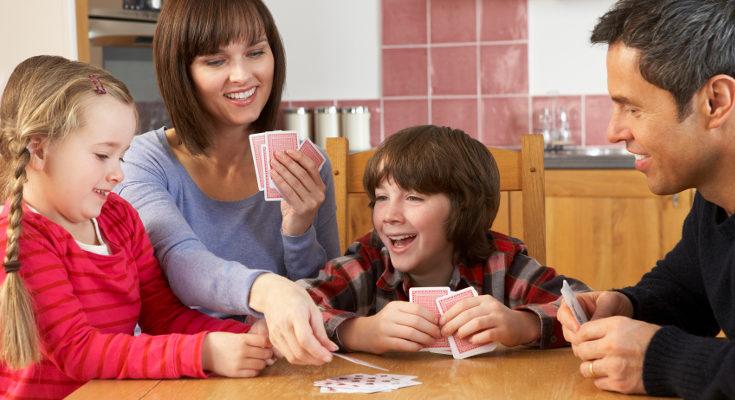 Los juegos ayudan a los nioñs a acostumbrarse a hacer cálculos