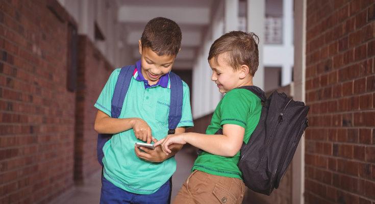 Las redes sociales no son seguras para niños