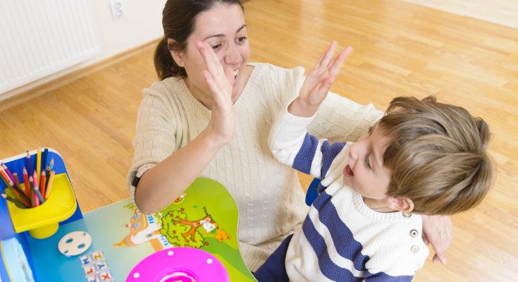 Ayuda a mejorar la autoestima de tus hijos desde pequeños