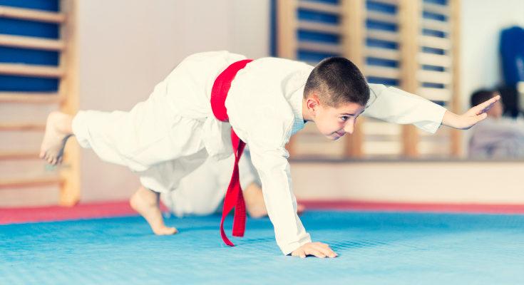 Las artes marciales ayudan a que los niños ganen confianza y autoestima