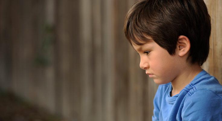 El niño necesita encontrar un fuerte apoyo en la familia y también en el centro educativo
