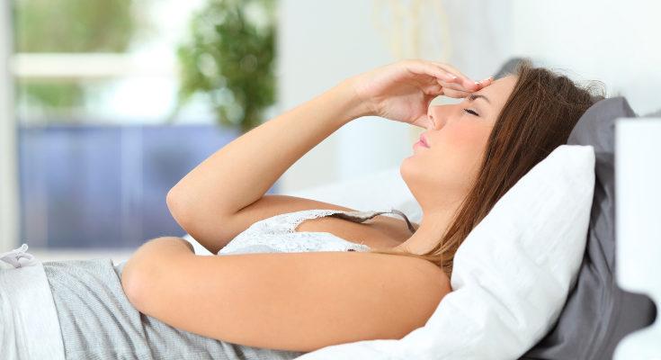 Las náuseas y mareos son comunes, pero no todas las mujeres las sienten