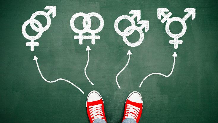La orientación sexual y la identidad de género van por separado, pero hay que aprender que todas son igual de naturales