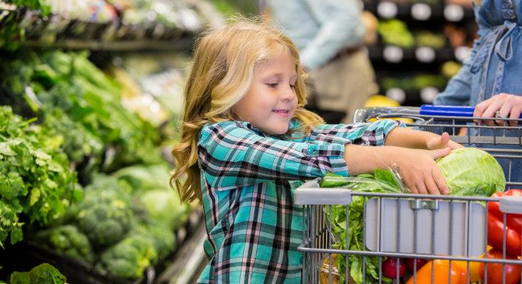 Podemos intentar ser creativos a la hora de acercarles la verdura