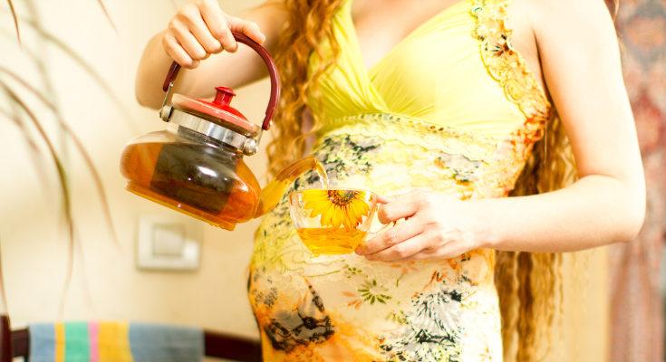 Algunas como el poleo menta, no son recomendadas en embarazadas