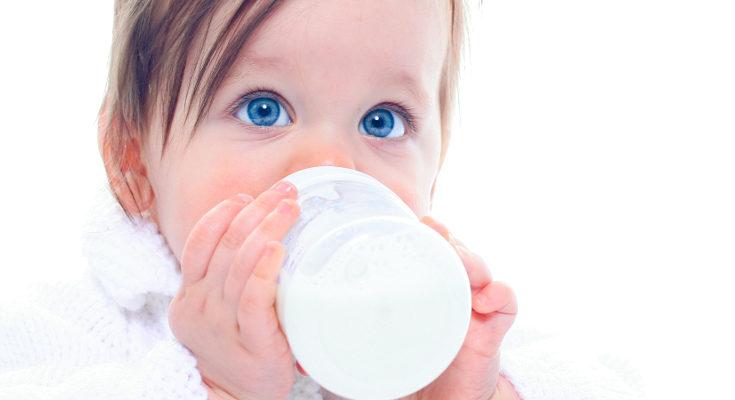 El Baby Led Eaning es un método a demanda donde se intercalan sólidos con leche