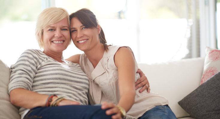 Cualquier madre tiene derecho a tener pareja si lo desea