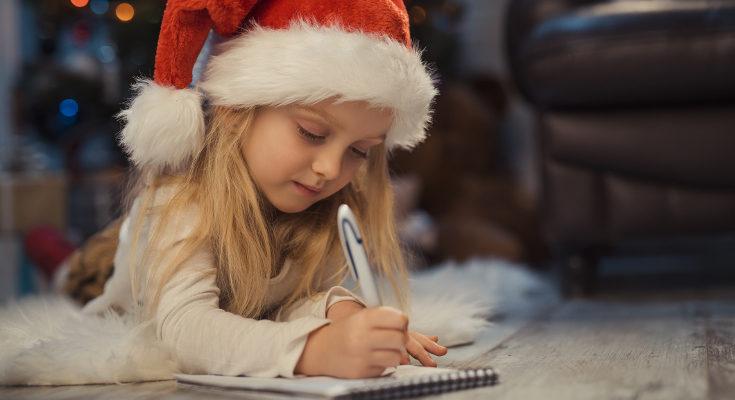 Ayúdales a hacer la carta a los Reyes o Papá Noel