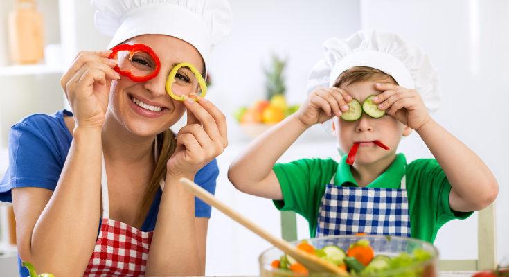 La vitamina C también se encuentra en verduras, como el pimiento