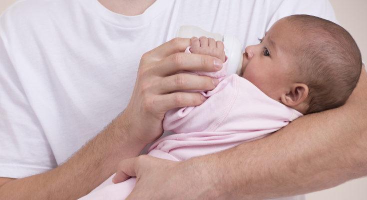 la leche materna se digiere de forma más rápida que la artificial