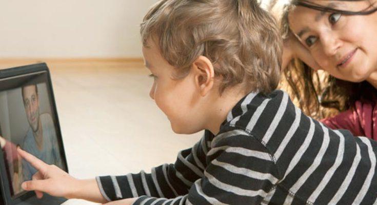Hay que velar por la seguridad de nuestros hijos cuando navegan por Internet