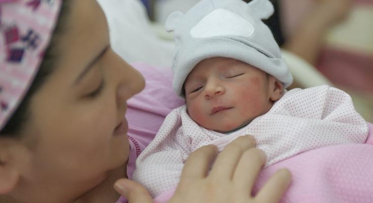 El sonido del corazón de la madre es inconfundible para el bebé