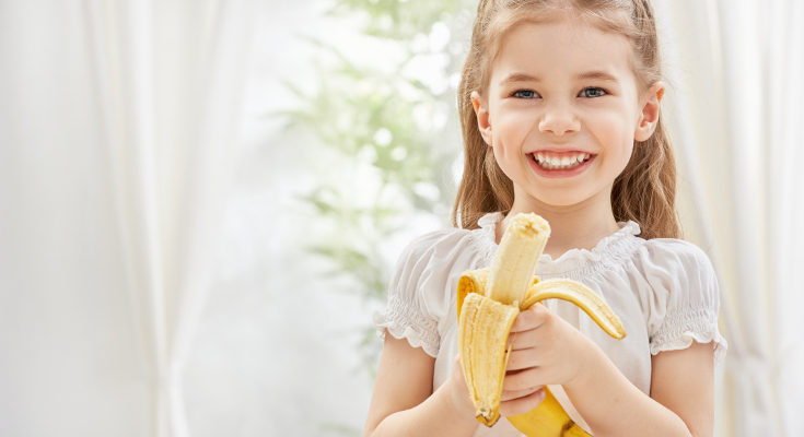 Su contenido calórico aporta mucha energía a los niños sin falta de darles mucha más comida