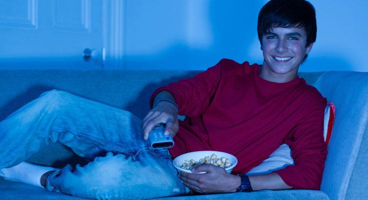 Es raro que un adolescente pueda conciliar el sueño pronto