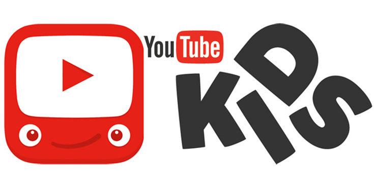 Youtube Kids es para niños de entre 2 y 8 años