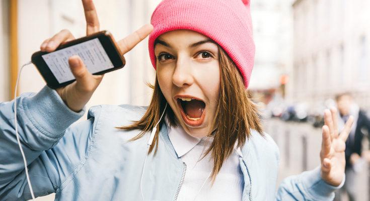 Las redes sociales han incorporado muchas palabras al vocabulario de los más jóvenes