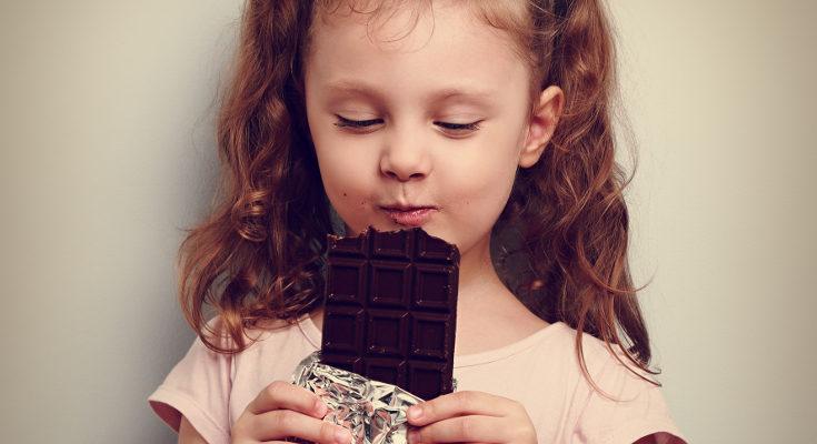 No más de 50 gramos de chocolate el día es la cantidad de chocolate recomendada