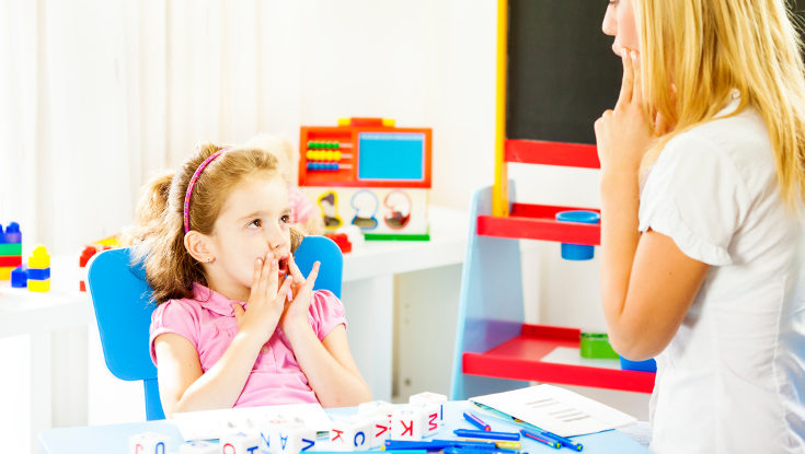 Las praxias sirven para corregir problemas de articulación del habla