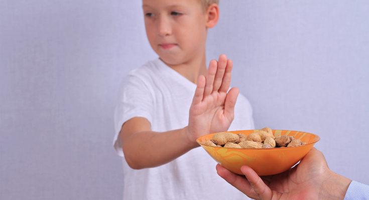 La anfilaxia puede ocurrir en casos de alergia a alimentos, insectos, etc.