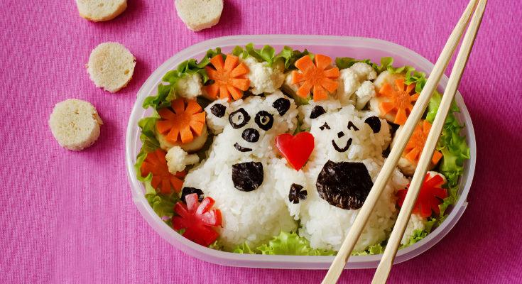 Te proponemos alternativas, como el sushi con verduras