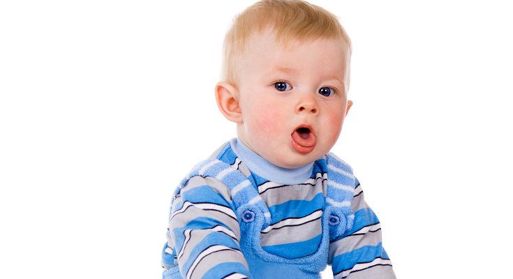 El crup es un virus que puede darse en bebés o en niños pequeños