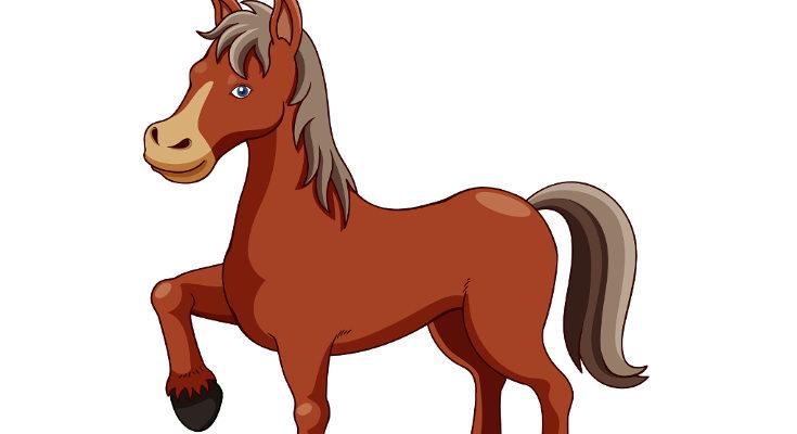 El caballo ahora va escondido en el motor del coche