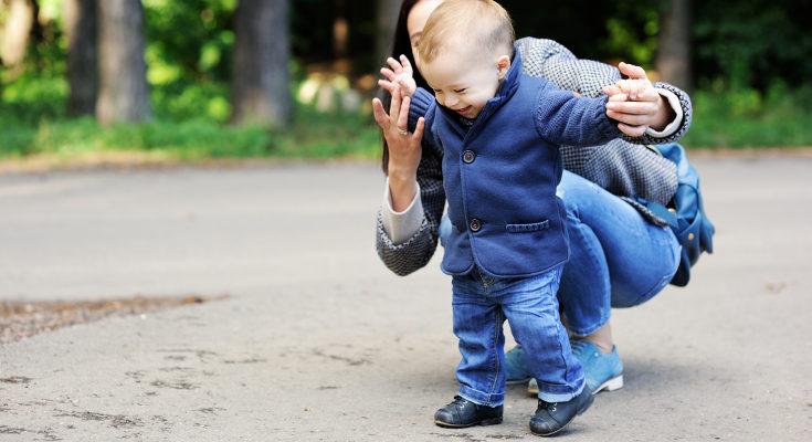 A medida que vayan creciendo los bebés irán necesitando otros zapatos