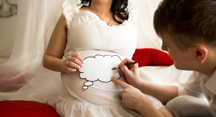 Un nombre unisex es una propuesta muy original para tu bebé