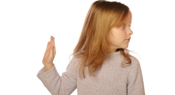 Lo cariñoso que sea un niño o niña depende de cómo seamos sus padres