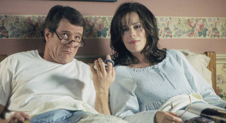 Hal y Lois, de Malcolm in the Middle