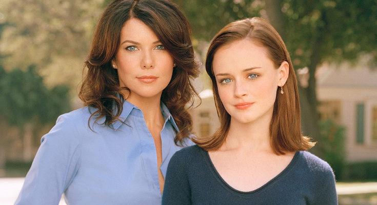 Lorelai y Rory, de 'Las chicas Gilmore'