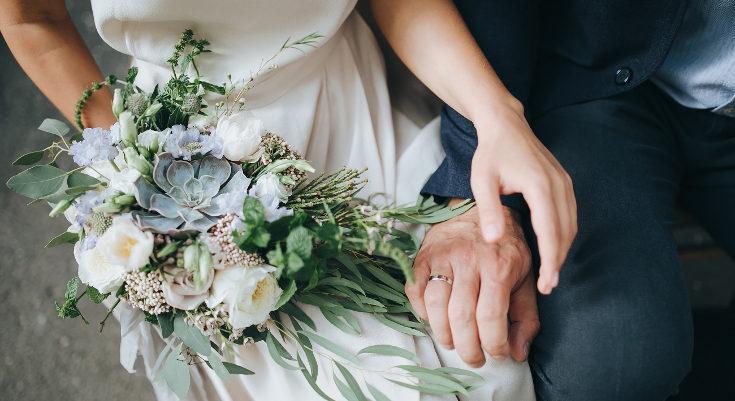 La paternidad y maternidad no cambia con la boda, esta es un acto de amor de la pareja
