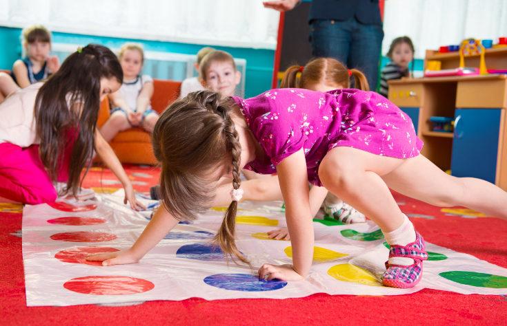 Generalmente la psicomotricidad infantil se practica por medio de juegos