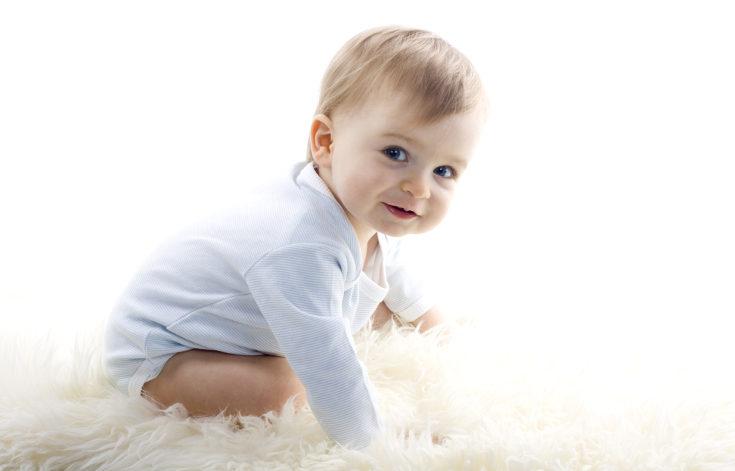 El bebé de entre 9 y 12 meses duerme unas 14 horas al día